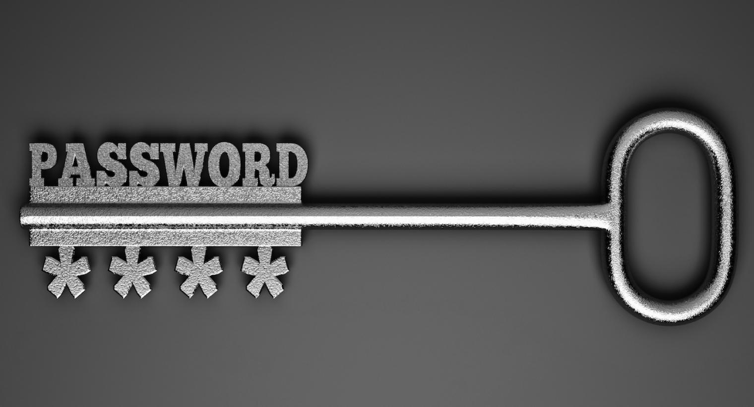 kekuatan password