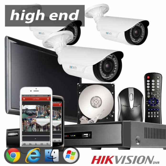 Teknologi terbaru cctv Hikvision
