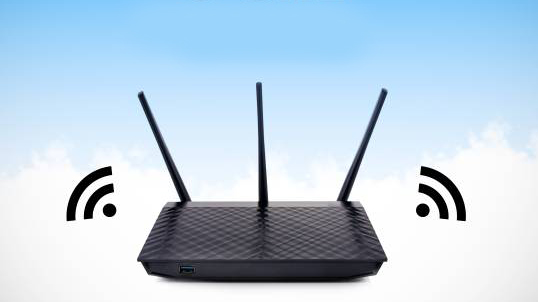 sinyal wifi router Wireless Router