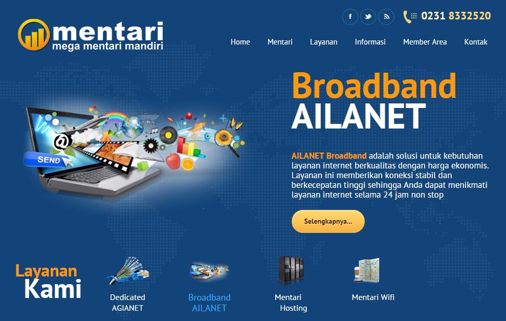 Mentari ISP Cirebon Indramayu Kuningan Majalengka Subang