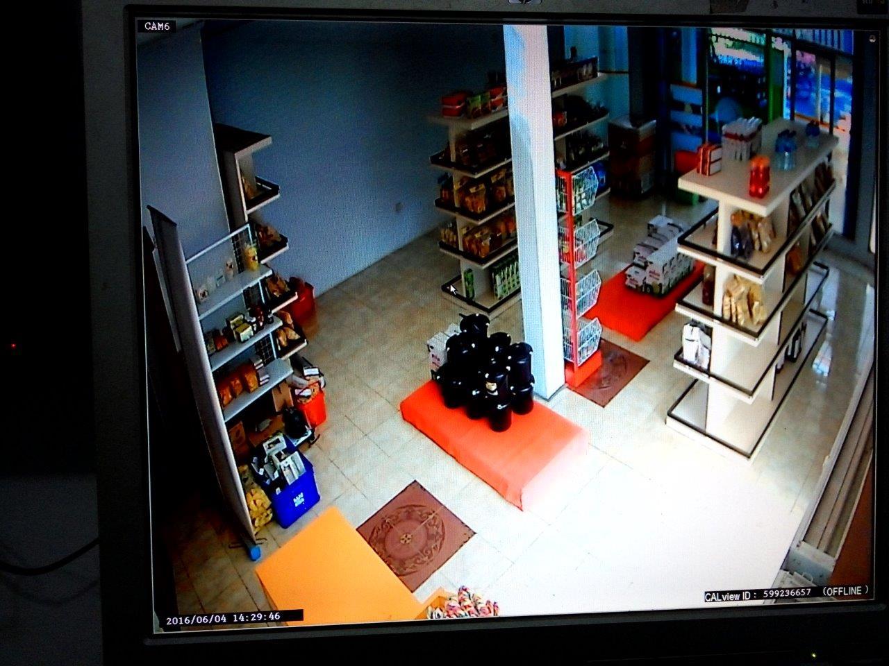 Sistem Pengawasan Untuk Bisnis UKM/Retail