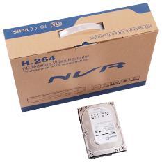 Bagaimana Cara Menginstal HDD Untuk NVR?